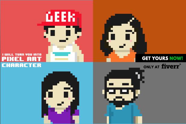 Pixels Gig
